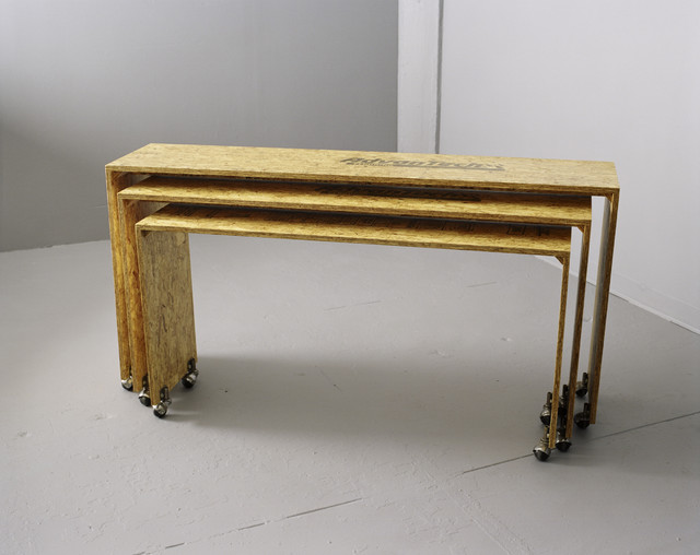Flat-Pack Furniture from House Port - Contemporary - Side Tables And End Tables - other metro ...