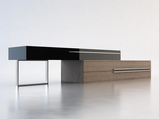 Gramercy Contemporary & Modern TV Stands by ModLoft  -> Tv Sideboard Designs