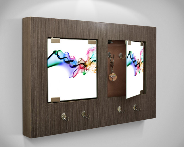 Modern Key Holder Wall Panel Modern Other Metro By