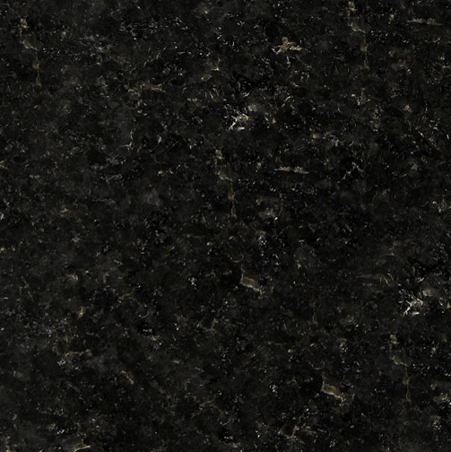 Black pearl granite wonderful with white cabinets Black pearl granite