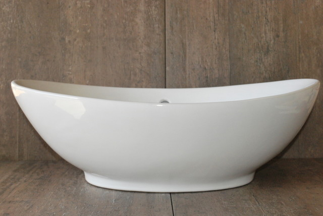 Porcelain Sinks For Bathrooms : OVAL PORCELAIN VESSEL SINK CB04 - Bathroom Sinks - san diego - by ...
