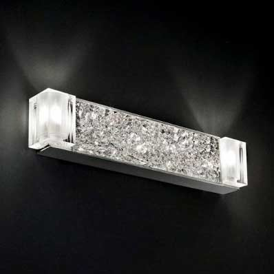 Sillux Male LP 6/267 E Modern Wall Lamp - modern - bathroom