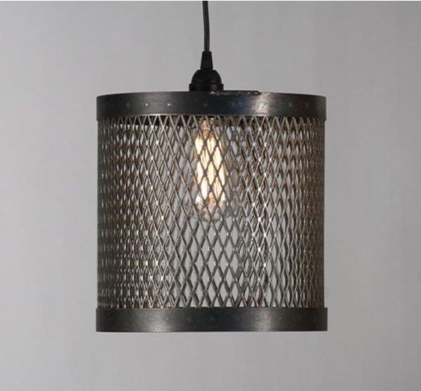 Zentique Cage Light-10x10 traditional-pendant-lighting