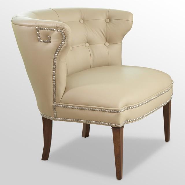 Modern Klismos Chair: Greek Key Klismos Chair