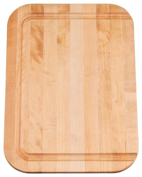 "KOHLER K-3294-NA Hardwood Cutting Board - Fits 15-3/4"" Front-To-Back Basin contemporary-cutting-boards"