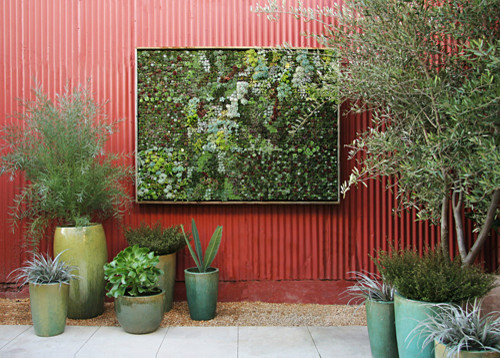 Vertical Garden DIY Panel modern-plants