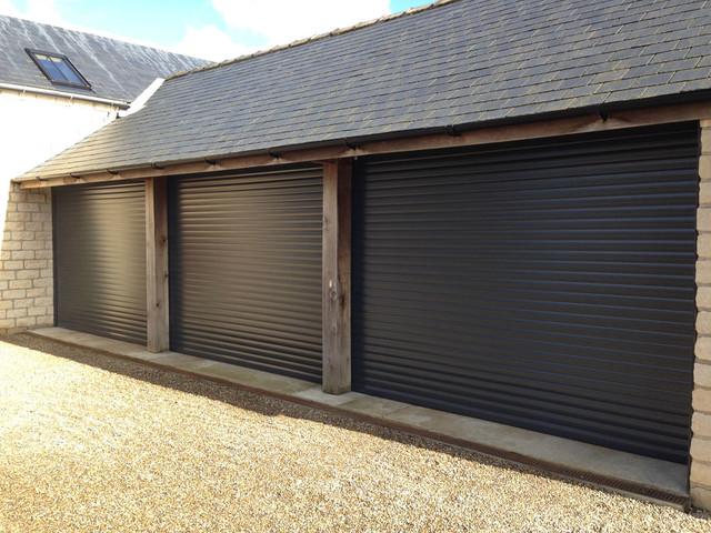 Garage Doors contemporary-garage-doors-and-openers