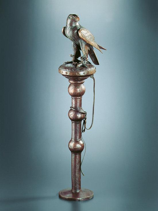 Bronze Statues - Parrot -
