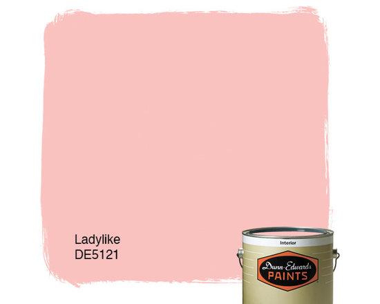 Dunn-Edwards Paints Ladylike DE5121 -