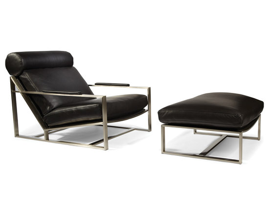 Limited Edition Cruisin' Lounge Chair by Milo Baughman from Thayer Coggin -