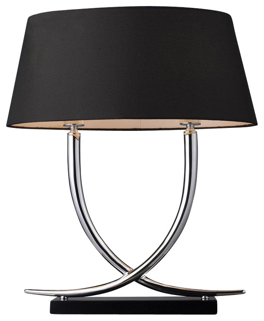 Trump Home Park East Transitional Table Lamp contemporary-table-lamps