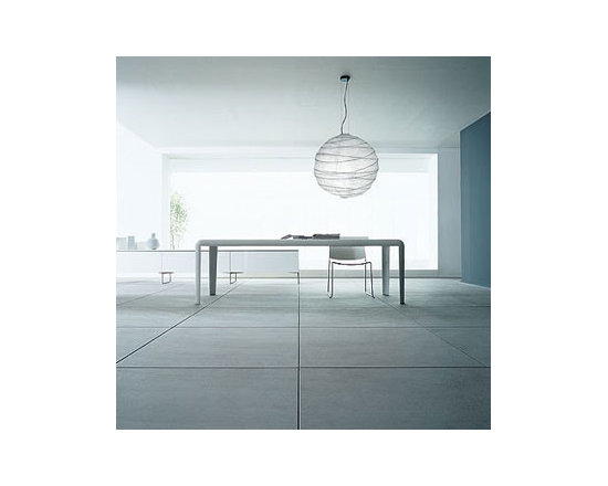 Once In The Blue Pendant Lamp By Flos Lighting - Once in the Blue by Flos is a new large cocoon ball pendant.