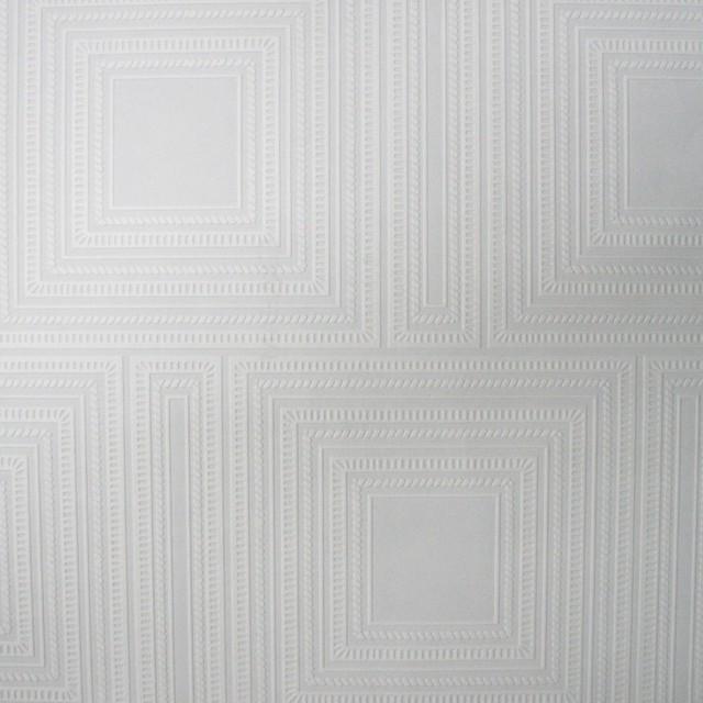 Squares Panel Wallpaper contemporary-wallpaper
