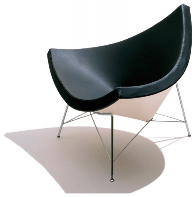 Nelson Coconut Chair - Herman Miller modern armchairs
