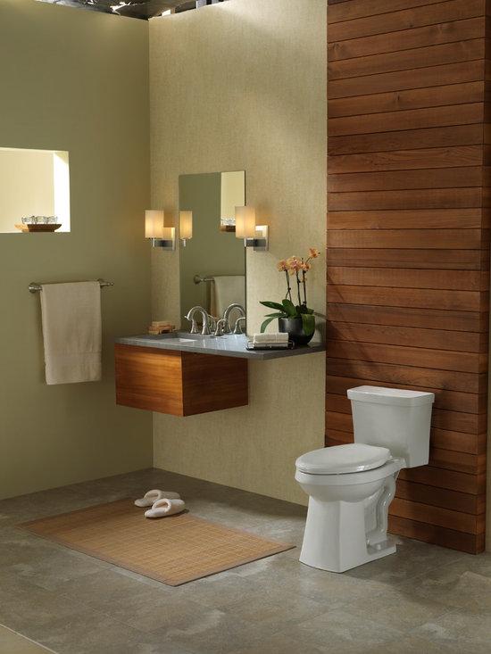 Danze Cobalt 1 Piece High Efficiency Toilet -