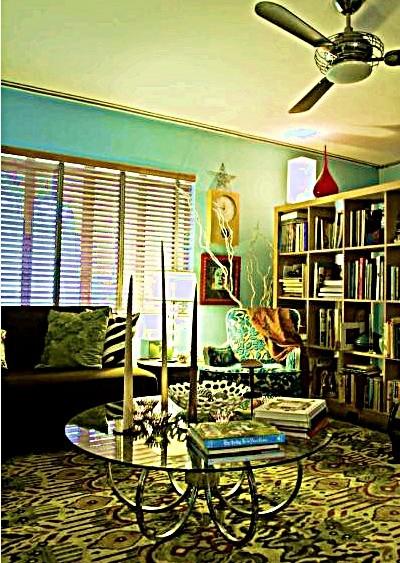 Local color for Local interior decorators
