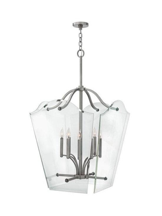 Hinkley Lighting 3009PL 8 Light Foyer Wingate Collection -