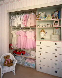 No Room For Built Ins Use The Closet