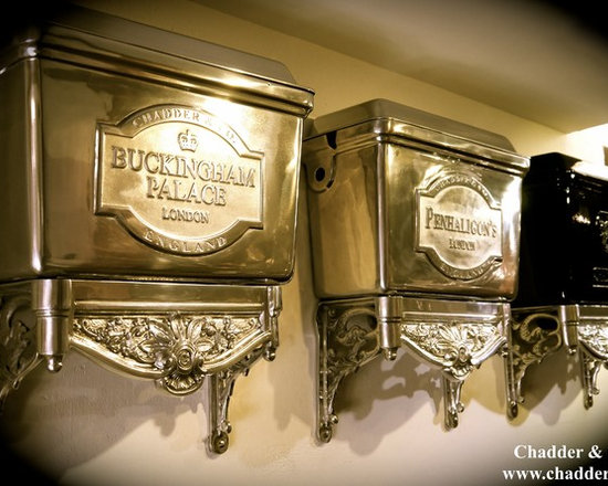 Chadder & Co Toilets and Cisterns - Chadder Bespoke Toilet Cisterns. Have you Name, Initials, House Name or favourite saying on your own Chadder & Co. Toilet Cistern.