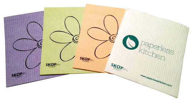 Skoy Starter Cloth Kit of 4 household-cleaning-supplies