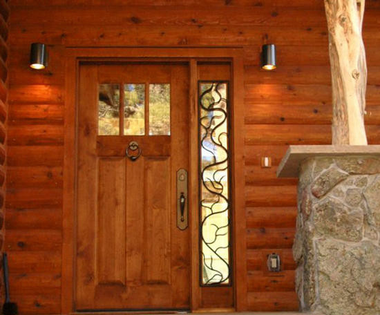 Craftsman Collection - DbyD4022 traditional front doors