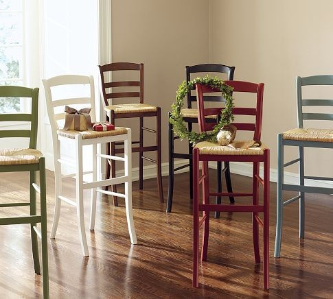 Isabella Barstool Pottery Barn Bar Stools And Counter