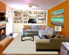 HELP!!! Living room challenge/design!!! - Houzz