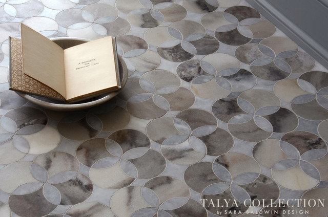Constantine, Talya Collection by Sara Baldwin for Marble Systems contemporary-bath-products
