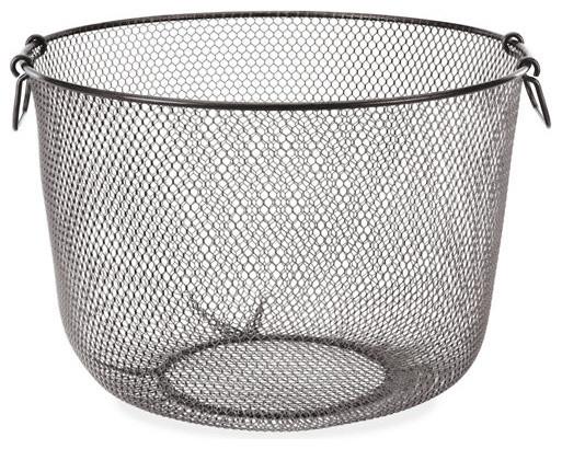 Adirondack Mesh Basket traditional-baskets