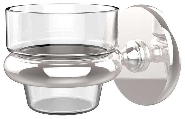 Wall Mounted Votive Candle Holder, Polished Chrome - Contemporary - Candleholders - by Avondale ...