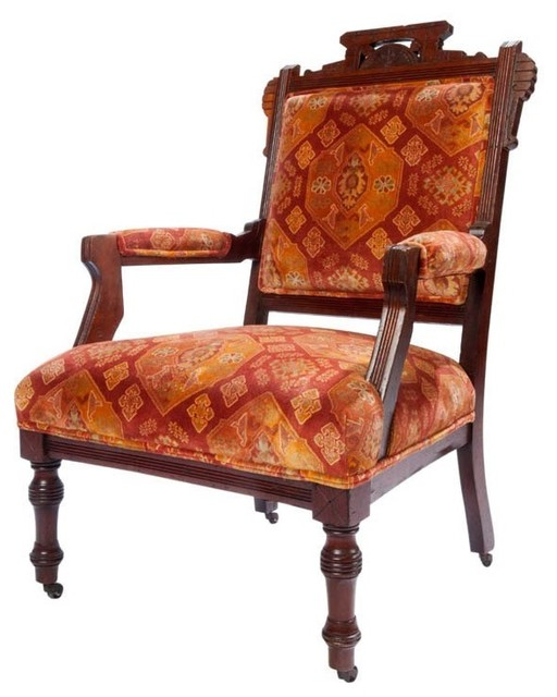 Charming Eastlake Storage #4: Traditional Chairs