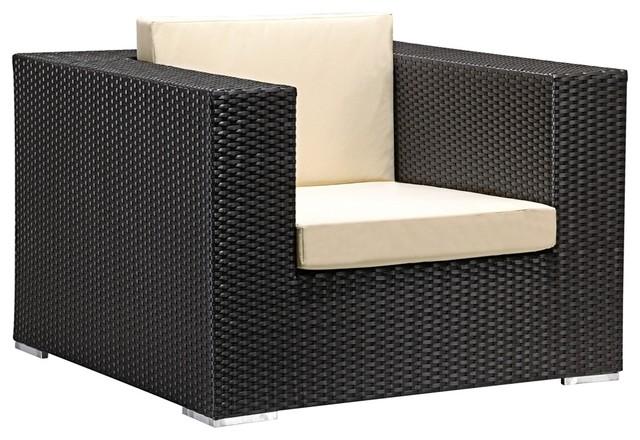 Zuo Modern Cartagena Outdoor Armchair contemporary-outdoor-chairs