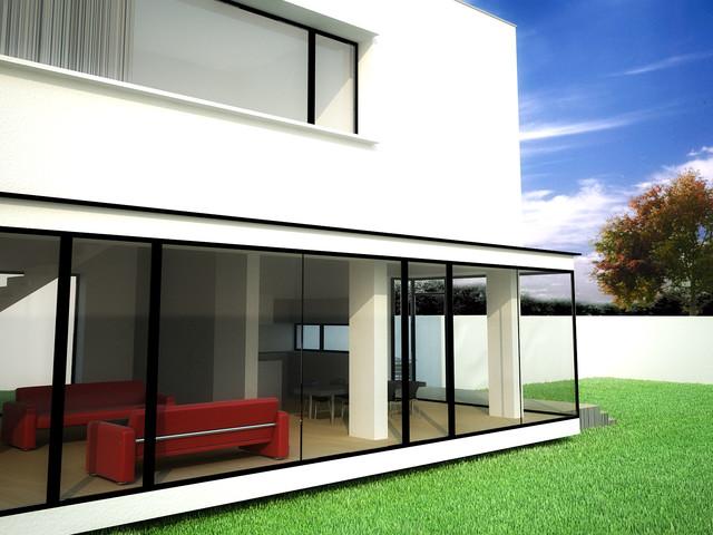 Dubai houzz homeplans joy studio design gallery best for Rendering case moderne
