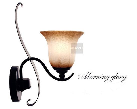 Traditional Wall Light Petal Design - Weight:5.7 KGram