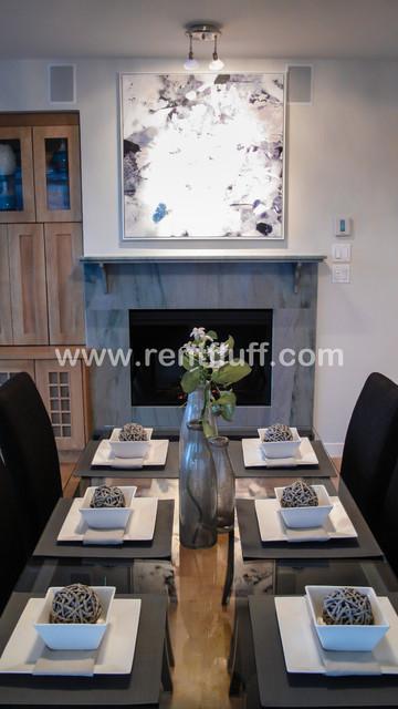 2486 - Downtown Condo contemporary-dining-room