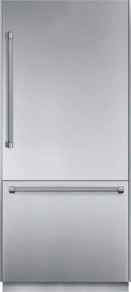 36 Inch Built In Bottom Freezer Contemporary Freezers