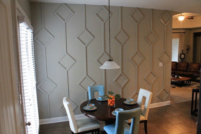 Wall Treatment DIY