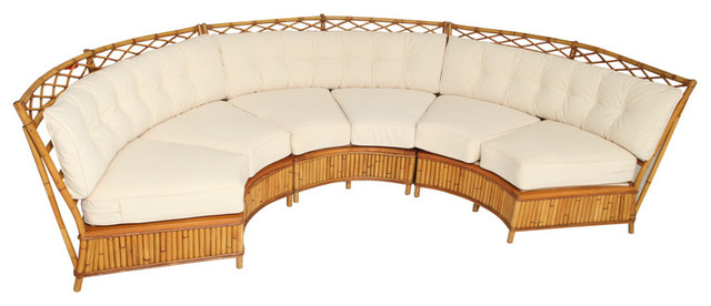 Ficks Reed Curved Sofa tropical-sofas