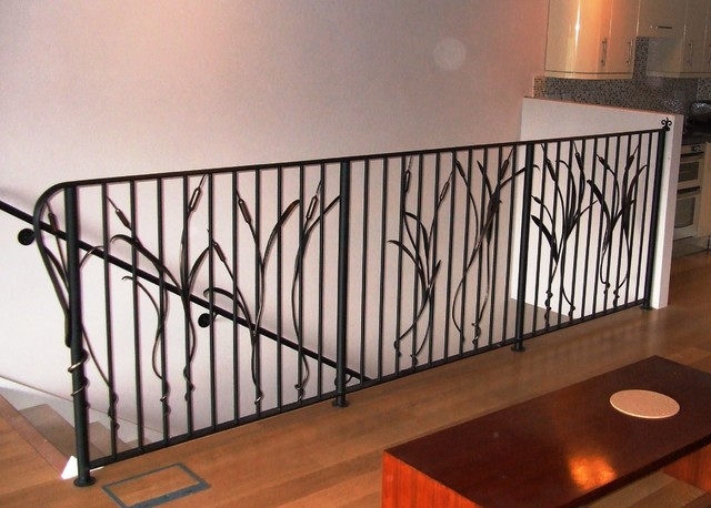 interior balustrades modern staircase manchester uk. Black Bedroom Furniture Sets. Home Design Ideas