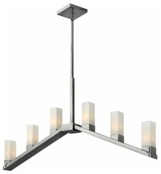 Hinkley Lighting   Connetix Bath Bar modern-chandeliers