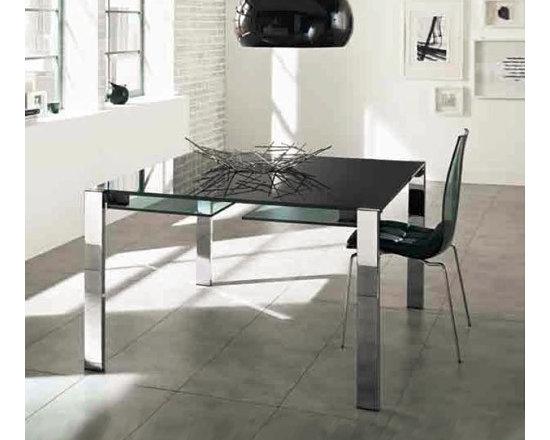 Tonelli - Tonelli   Livingstone Extension Table - Design by Giulio Mancini, 2006.