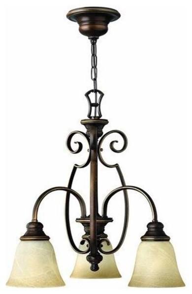 Hinkley Lighting H4563 modern-chandeliers