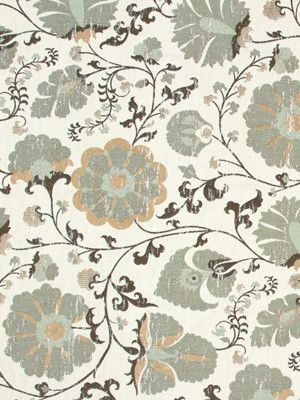 Robert Allen Faded Floral transitional-upholstery-fabric