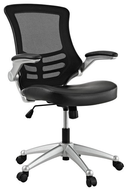 Attainment Office Chair in Black modern-office-chairs