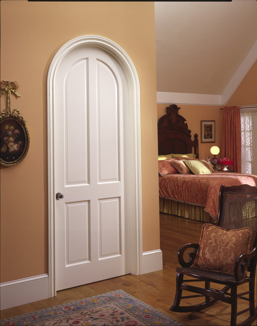 Victorian door traditional by trustile doors for Interior arch designs photos