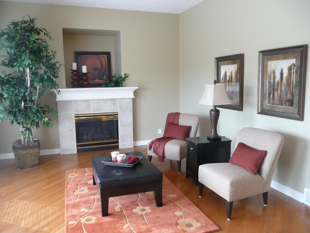 RFC Home Stagings  living room