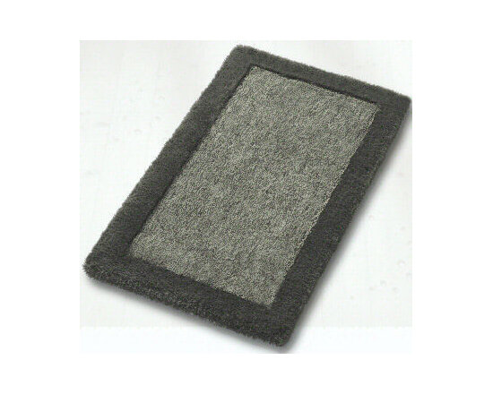 Victory Contemporary Bath Rugs from Vita Futura - Our Victory rug is a beautiful and understated contemporary design with a premium, durable anti-slip backing.