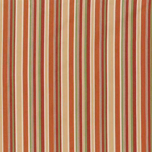 Seneca stripe rust sunbrella fabric by the yard Sunbrella fabric by the yard