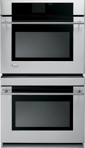 Stainless Steel Double Wall Oven contemporary-ovens