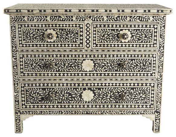 Moorish Chest traditional dressers chests and bedroom armoires